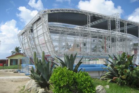 Ketball Arena Brazilië