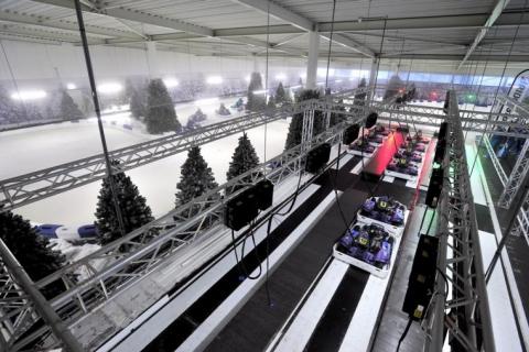 Skidome IceKart Rucphen